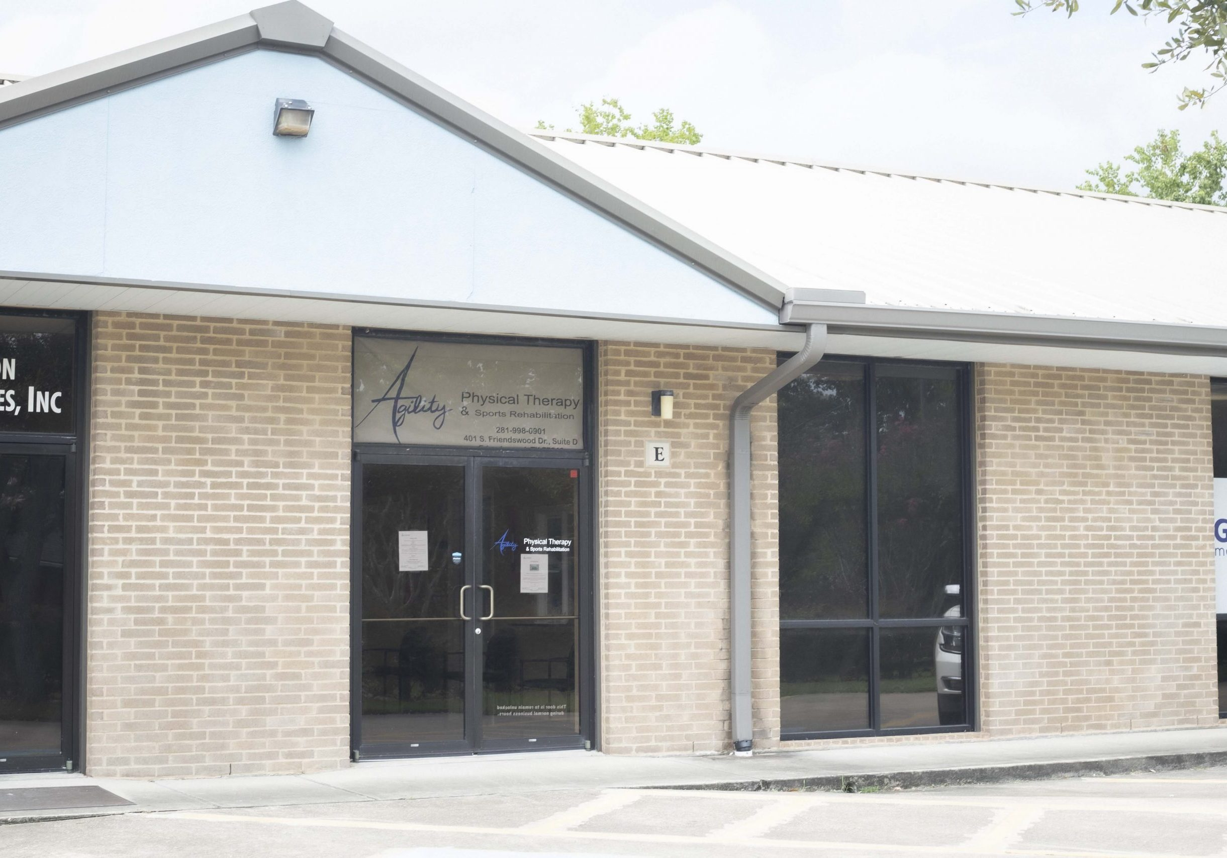 Agilty Physical Therapy Friendswood